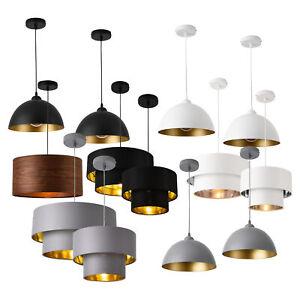 [lux.pro] Hängeleuchte Deckenleuchte Leuchte Hängelampe Wohnzimmerlampe Design