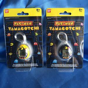Bandai Chibi Tamagotchi Nano PAC-MAN 40th Anniversary Digital Pet Yellow Black