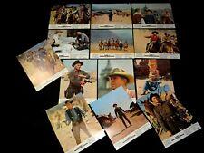 steve mcqueen LES 7 MERCENAIRES The Magnificen seven jeu photos cinema western