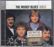 Moody Blues - Gold, 34 Tracks Best, 2CD