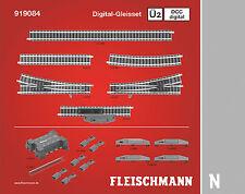 Fleischmann Spur N 919084 Digi Gleisset Ü2D NEU/OVP