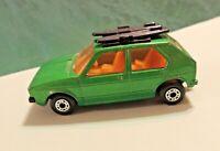 Matchbox Lesney Superfast No 7 Volkswagen Golf***MINT++