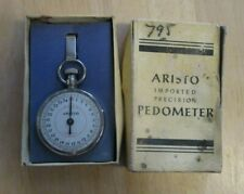 30s Aristo Pedometer Made in Pre War Germany w/ Box