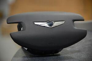 2021 2022 Genesis GV80 Driver Steering Wheel Airbag OEM Black