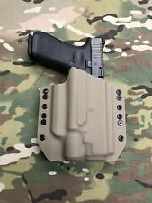 FDE Kydex Holster for Glock 34 35 Surefire X400 Ultra