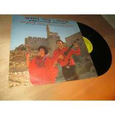 SHELI OVDAT & YORAM BITAN great hits from israel and jerusalem songs HED ARZI Lp