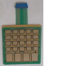 Gilbarco M07689B002 Encore 500S keypad, CRIND, E-CIM, package of 6, $16 each
