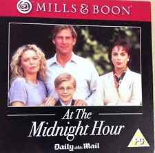 AT THE MIDNIGHT HOUR MILLS & BOON DAILY MAIL PROMOTIONAL DVD
