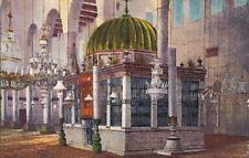 Postcard Tombeau de St Jean dans la Gr Mosquee Damas Syria