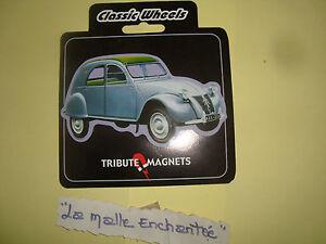 Magneti Classic Wheels Citroen 2 Cv Azl 11X7 CM