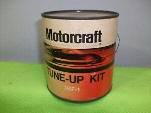 Vintage NOS FORD Motorcraft TKF-1 Tune Up Kit Mustang Bronco LTD 289 302 390 428