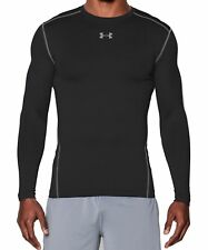 Under Armour Mens Activewear Black Size XL Long Sleeve Compression $49 288