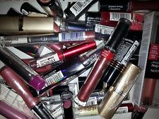 100 PCS OF COVERGIRL REVLON MAYBELLINE LOREAL  LIPSTICK GLOSS SHINE STAIN ECT...