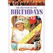 Friends:The One With All The Birthdays (DVD, 2006) NEW, SEALED, NIP ~ 6 Episodes