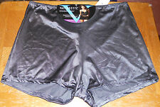 Vassarette Boyshorts Panties Sz 10 (3X) NWT Gray (Steele)