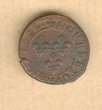 Marie souveraine de Dombes double tournois 1626