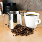UPDATE  ESPRESSO/MILK FROTHING PITCHER 12 OZ STAINLESS STEEL FREE SHIPPING