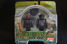 Mini Mates The Lord of the Rings Grishnakh and Orc Scout