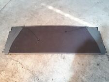 Mercedes Benz A Class W168 Rear Load Cover