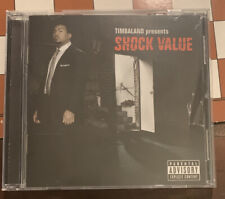 Timbaland - Presents Shock Value CD, FAST FREE UK SHIPPING