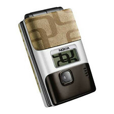 Original Nokia 7200 flip Cellphone 2G GSM900/1800 Unlocked Mobile Phone