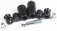 SHOGUN NO-CUT FRAME SLIDER KIT (BLACK) 755-6399 Fits: Yamaha FZ 09