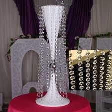 39ft Wedding Acrylic Garland Diamond Crystal Bead Chandelier Hanging Decoration