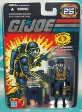 Gi Joe Duke First Sergeant 25th Anniversary Figure Foil Card 2007 Hasbro