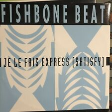 FISHBONE BEAT • Je Le Fais Express • Vinile 12 Mix • 1993 NEXT