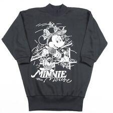 90s Vintage Minnie Mouse Disney Sweatshirt Dress | Women's XL | Retro Mickey Top