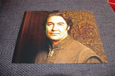 """Nathaniel Parker Signed Autograph on 20x28 cm """"Star Hikers"""" Photo InPerson"""