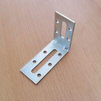 Stuhlwinkel Verstellbar 50 x 97 mm Winkelverbinder Holzverbinder verzinkt