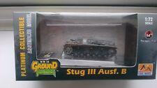 Armatura di Terra tedesco carro armato Stug III DIE CAST MODELLO MILITARE SECONDA GUERRA MONDIALE