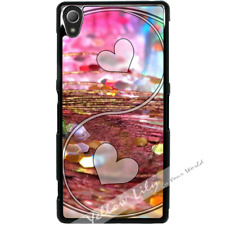 For Sony Xperia Z4 Case Phone Cover Yin Yang Love Y01487