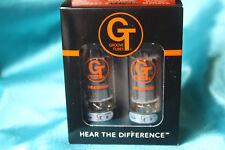 Precision Matched Pair of Groove Tube EL34 Tubes, Medium, 5 Rating, GT-EL34-MD-M