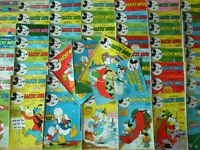 Walt Disneys Micky Maus - Konvolut 60 Comichefte von 1977-90