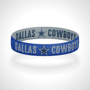 Reversible Dallas Cowboys Bracelet Wristband America's Team Cowboys Nation