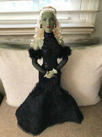 Tonner Doll Wizard of Oz Wicked Witch Cyclone Cantata FAO Exclusive