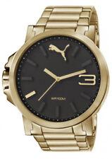 Relojes de pulsera PUMA de oro para hombre
