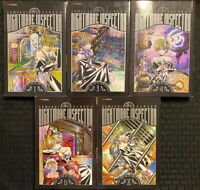 Nightmare Inspector 1, 3, 4, 6, 8 Manga Graphic Novel Viz Fantasy OOP