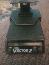 New listing Bel Vector 3 Band Radar Detector Model 942 Detect X K & Ka Bands Irt Sensitivity