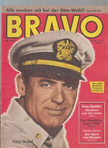 BRAVO  1960 fast kompletter Jahrgang Top Zustand (Nr. 48,50 fehlen) von Nr. 1-52