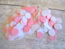 Coriandoli rosa per il matrimonio