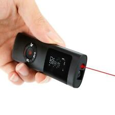 Handheld Electronic Laser Distance Meter - Mini Laser Rangefinder Tape Measure