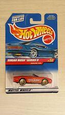 Hotwheels 1998 Jaguar XK8 Sugar Rush Series II