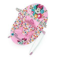 Disney Baby, Minnie Maus Perfect in Pink Wippe mit Vibration,Sicherheitsgurt #79