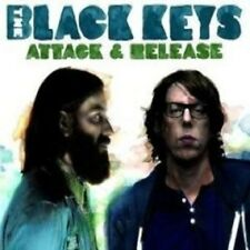 """THE BLACK KEYS """"ATTACK AND RELEASE"""" CD NEUWARE"""