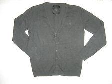 Jack & Jones Herren Premium  Strickjacke Jacke grau Größe S