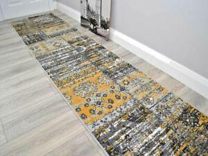 Long Gold Hall Rug Runners Very Narrow Hallway Grey Corridor Floor Rugs Cheap