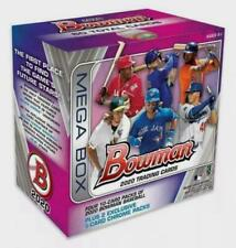 Bowman Baseball Mega Box Chrome - 2020, 50 Cards